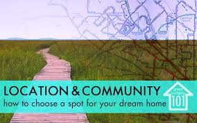 dream green homes green building 101 how to choose the best spot for your dream