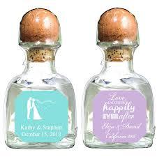 labels for wedding favors wedding favor mini liquor bottles wedding mini patron personalized
