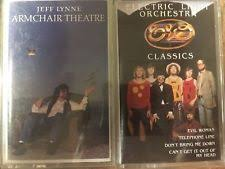 Armchair Theatre Jeff Lynne Classical Style Album Music Cassettes Ebay