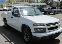 chevrolet colorado regular cab work truck 2wd for sale used