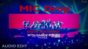 download mp3 bts mic drop remix ver audio bts mic drop steve aoki remix dance break vers youtube