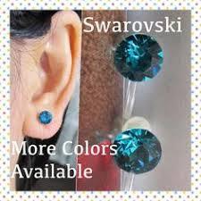 non metal earrings enamel snowman with broom pierced earrings goldfinger http www