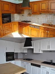 relooker une cuisine rustique en moderne idée relooking cuisine rénover une cuisine rustique les petits