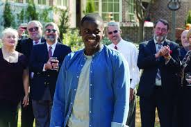 get out is a horror film about benevolent racism it u0027s spine