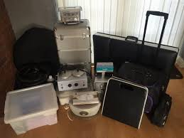 complete set up beautician nail technician equipment kits and