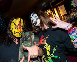 photos insane clown posse u0027s big ballas christmas party at st