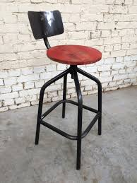 Meuble Style Industriel Pas Cher by Chambre Tabouret Haut Style Industriel Tabouret De Bar