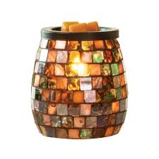 halloween wax warmer scentsationals monroe mosaic wax warmer walmart canada