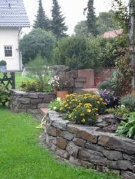 pennsylvania bluestone drystack wall this would be nice for your