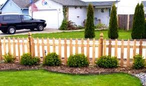 exteriors winsome backyard fence ideas home design amazing