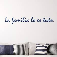 la familia spanish spanish quotes and meaningful words amen