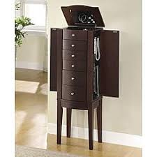 Where To Buy A Jewelry Armoire Jewelry Armoires Jewelry Cabinets Sears