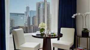 Hotel Dining Room Furniture Chicago Five Hotel Superior Room The Peninsula Chicago