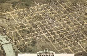 Columbia Sc Map Se Maps