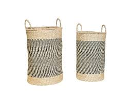 seagrass essential baskets magnolia home
