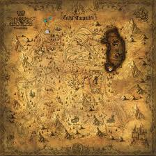 secret map the secret carpathian fangs lair from beyond the curtain