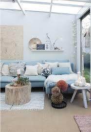 canapé bleu ciel stunning idee salon bleu ciel images design trends 2017
