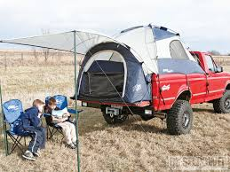 Ford F250 Truck Camper - sell your house stop paying rent diesel power magazine