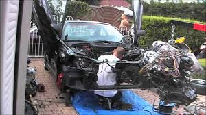 2000 Civic Hatchback Specs Flits Engine Swap Honda Civic D16 To B18 Youtube