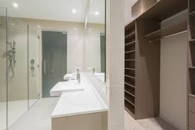 Bathroom With Shower Beautiful Walk In Closets