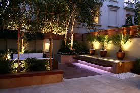 how to design garden lighting contemporary outdoor space bali awards 09 award winning gardens