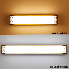 high quality vintage led wall lights in bathroom 20w chinese style