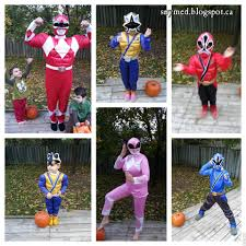 Power Ranger Halloween Costume Check Halloween Costumes Video Power Snymed