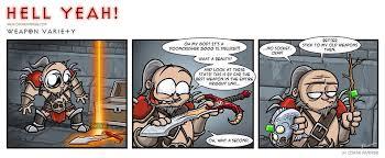 Diablo 3 Memes - this comic sums up my diablo experience perfectly diablo3