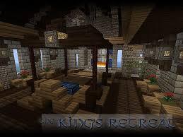 Minecraft Master Bedroom The King U0027s Retreat Minecraft Project
