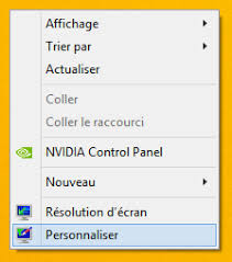 cr r raccourci bureau windows 8 bureau de windows et raccourcis aidewindows