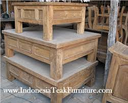 wood furniture exporter indonesia