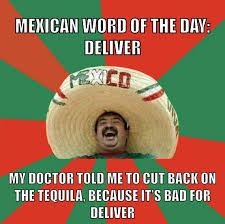 Mexican Word Of The Day Meme - mexican word of the day funny memes and jokes