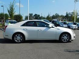 2008 cadillac cts 4 used 2008 cadillac cts for sale raleigh nc cary c0113450