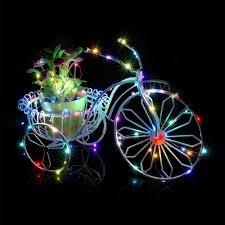 battery operated christmas lights lowes led string halloween christmas lights 3m 30led battery operated