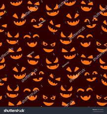 free repeatable halloween background happy halloween seamless pattern background spooky stock vector