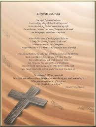 footprints in the sand gifts footprints sand poem free footprints in the sand poem wallpaper