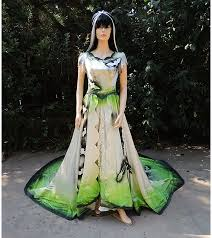 of frankenstein wedding dress of frankenstein satin wedding gown satin and gowns