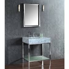 Ariel By Seacliff Designs Brightwater  Single Sink Bathroom - Pictures of bathroom sinks and vanities 2
