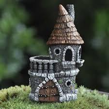 Miniature Gardening Com Cottages C 2 Miniature Gardening Com Cottages C 2 Miniature Castle Ebay