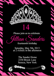 Design For Birthday Invitation Card Birthday Invites Chic Teen Birthday Invitations Design Ideas