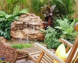 custom home waterfalls outdoor u0026 backyard waterfalls universal