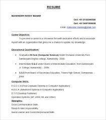 free resume formats free resume format template word gfyork 2 in ms my 6 cv