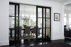 Dining Room With French Doors Dining Room Transitional With Wall - Dining room with french doors