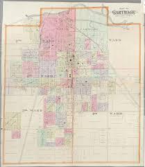 St Joseph River Map Maps Of Missouri