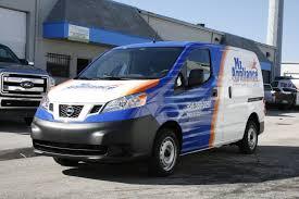 nissan nv200 miami nissan nv200 cargo van 3m vinyl vehicle wap http