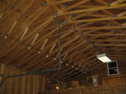 do i insulate this roof ceiling garage journal board