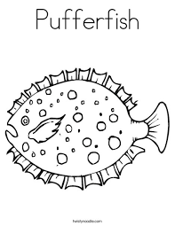 fish coloring pages print puffer fish coloring pages coloring pages fishing fish tank
