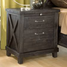 amazon com modus furniture 7yc981 yosemite solid wood nightstand