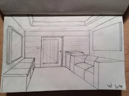 Sketch Kitchen Design by Drawing Interior Design Sketches Catchy Small Room Exterior With