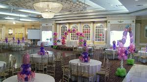 decor cool birthday party hall decoration pictures decorating